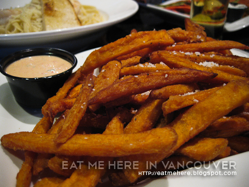WINGS: Yam Fries