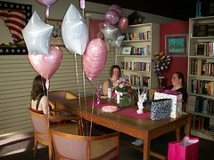 Jessica's Mini Baby Shower