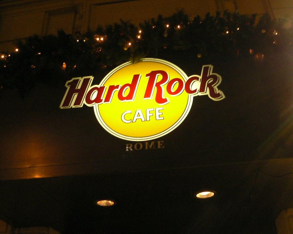Rome - Hard Rock Cafč