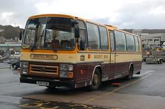 (Zak355) Tags: bus scotland coach 1981 rothesay isleofbute plaxton volvob58 regencyroadpullmantouringcompany hyr175w gogoodwinscoaches