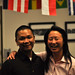 Director Sharon Li and Assistant Director Allyn Nobles of the Center for Global Education