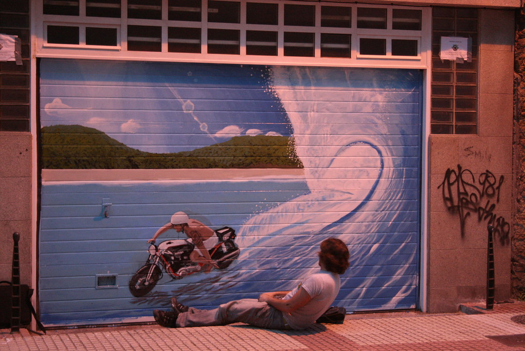 """mural """"kiero mas"""""""