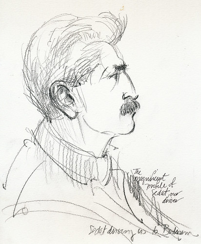 Turkey, Sedat's magnificent profile