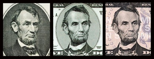 Abraham Lincoln portraits