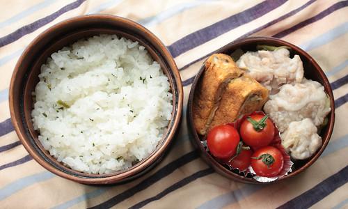porc shabushabu bento 2
