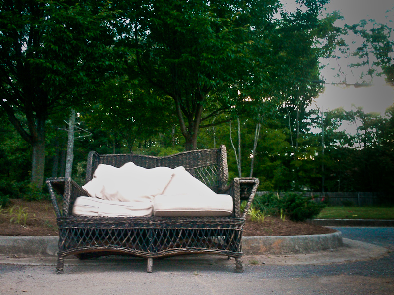 Day 201: Love Seat