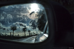 Looking Back to the Sun (fs999) Tags: road cloud sun soleil pentax strasse wolke route paintshoppro nuage limited sonne ontheroad aficionados pentaxist k7 artcafe ontheroadagain vob mersch da70 newk ashotadayorso justpentax pentaxda70mmf24limited topqualityimage zinzins flickrlovers dalimited topqualityimageonly fs999 pentaxart hairygitselite pentaxk7 paintshopprox3