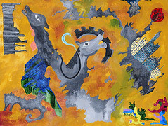 artico-antartico (micksabatino) Tags: arte michele astratto quadri tela acrilico espressionismo pittura sabatino astrattismo