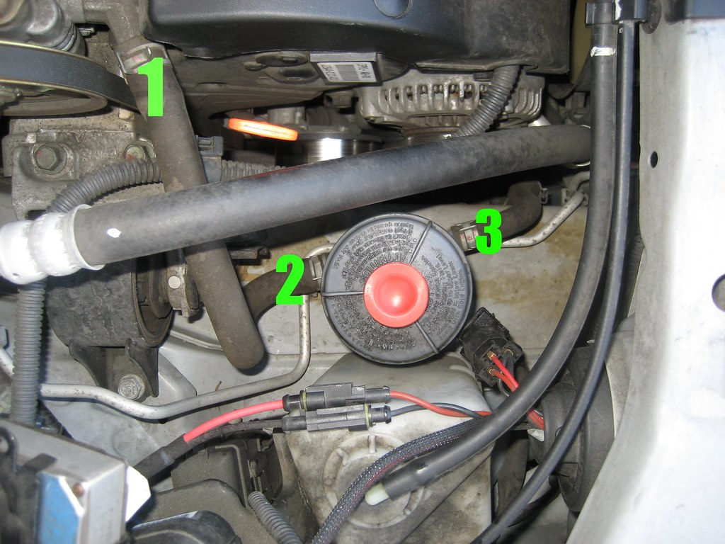 Which Hose For Power Steering Fluid Flush The Negative Battery Cable Disconnect And Cap