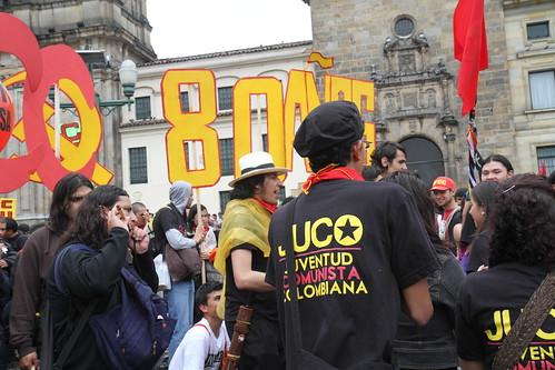 Juventud Comunista Colombiana