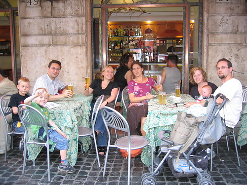 cafe in italy