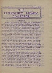The Emergency Money Collector Spring_53_Cover