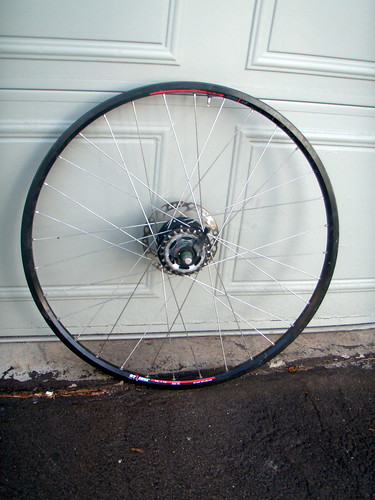 For Sale: Shimano Alfine laced to a DT Swiss TK 7.1D