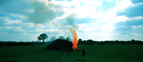 Great balls of fire - beat a safe retreat