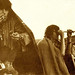Dawn at Joshua Tree: Keith Richards & Gram Parsons by Michael Cooper