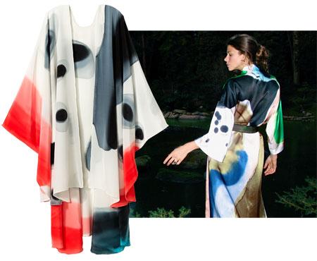paris kain kimonos