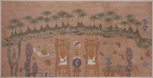 【在虛無縹緲間】2010 潘信華 北京個展