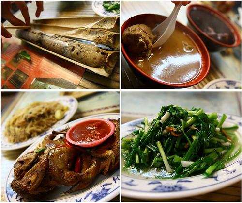 Wulai 泰雅婆婆美食店