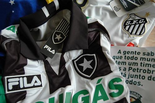Kit Brasileirão 2010