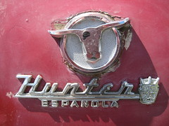 Ford Dealer Badge on Ranchero