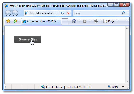 Chọn và upload nhiều file giống như Gmail sử dụng Jquery và