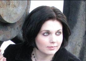 YA author Jessica Verday