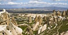Rocky Views - Cappadocia (Kiminey Cricket) Tags: rock turkey cappadocia formations anatolia goreme