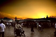 "First Sunset (Tony Shertila) Tags: africa door sunset window morocco marrakech 1001nights jamaaelfna endofday platinumheartaward ""flickraward"""