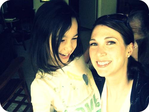 Me and Laina