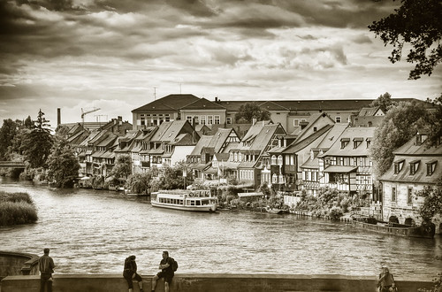 Bamberg Black & White