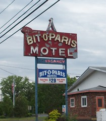 Bit-O-Paris Motel (Storybook Ranch) Tags: motel
