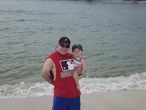 Mackenzie & Daddy