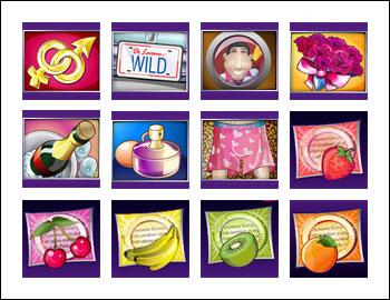 free Dr Lovemore slot game symbols