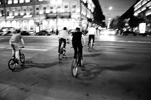 Sankt Peterburg - Bike Gang2