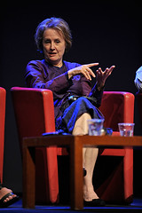 Alice Waters, Rome Sustainable Food Project (Bioversity International) Tags: events international emile biodiversity frison ipgri cgiar alicewaters americanacademyinrome bioversity bioversityinternational settimanadellabiodiversit