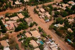 Burkina Faso (elrina753) Tags: africa aerialview westafrica aerials burkina burkinafaso