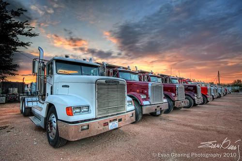 Fire Trucks?