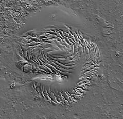 Espirales de Marte