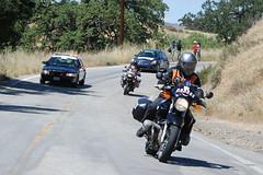 CALIFORNIA HIGHWAY PATROL (CHP) (Navymailman) Tags: california bicycle race highway tour stage 8 hills chp law enforcement oaks patrol thousand toc amgen agoura californiahighwaypatrol