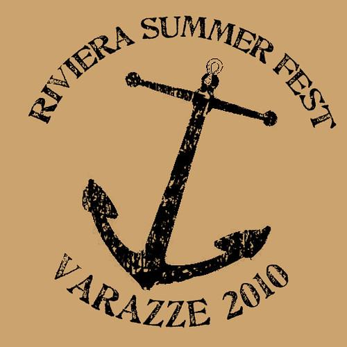 summerfest logo 2010. riviera summer fest 2010