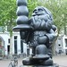Paul McCarthy's Santa and Buttplug, Rotterdam.