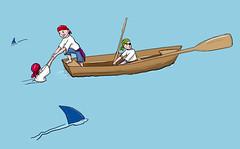 Pirate saviors