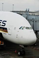 Airbus 380 (MelindaChan ^..^) Tags: hk hongkong fly airport flight mel international airbus a380 pax melinda sg sia onboard singaporeairlines hongkonginternationalairport chanmelmel melindachan