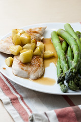 Turkey Breasts with Maple & Apple