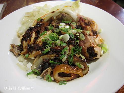 回館西北麵食中寧椒麻雞