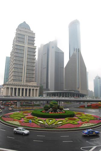 i57 - Pudong Skyscrapers