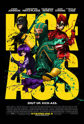 Kick-Ass Movie 2010
