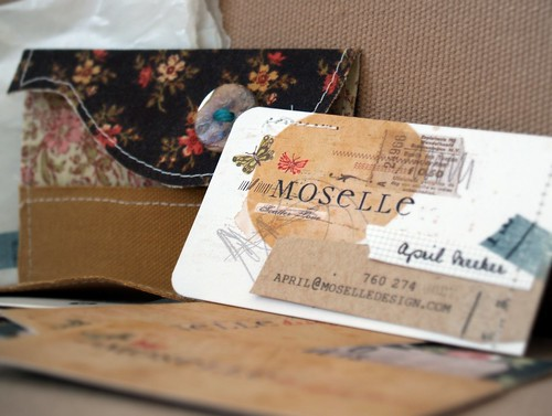 Moselle Business cards