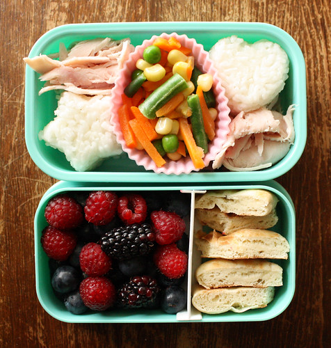 Toddler Bento #24: June 2, 2010