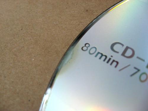 Hongos en los CDs